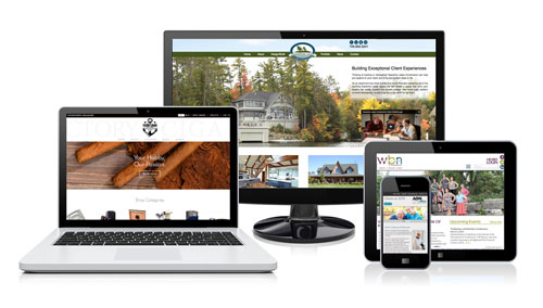Website Design and Development - Peterborough, Toronto & the Kawarthas, Ontario, Canada